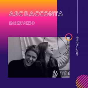copertina della rubrica ASC RACCONTA - Ep. pilota | INservizio